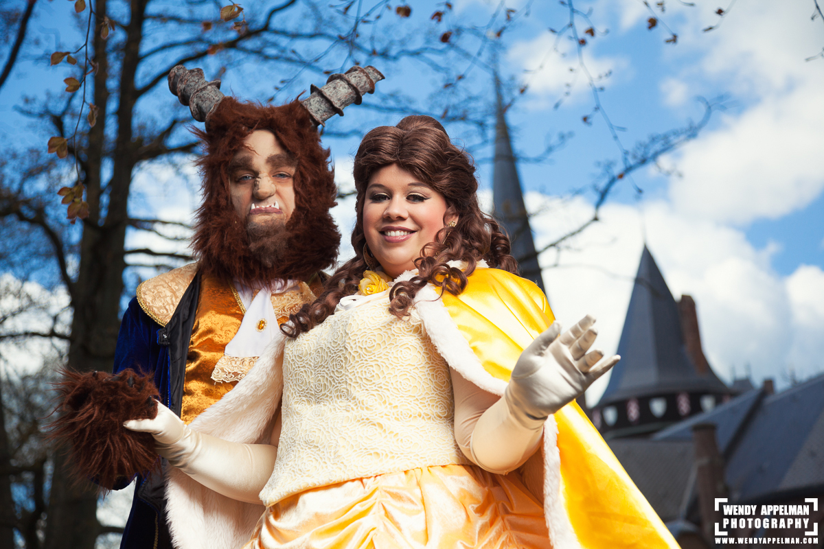 WEB Beauty and Beast FantasyPrincesses foto Wendy Appelman-1